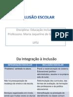 Apresentação educacao inclusiva