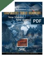 SAIC Thought Leadership Symposium – Cooperative Threat Reduction