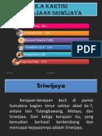 Sriwijaya sejarah