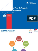 PPT Chile Emprende Plan de Negocios