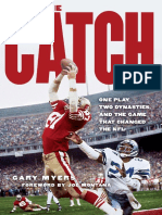 The Catch by Gary Myers, Foreword by Joe Montana - Excerpt