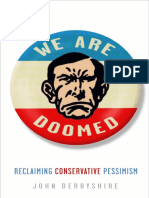 We Are Doomed by John Derbyshire - Excerpt