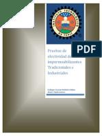Informe Extenso Pruebas de Efectividad de Impermeabilizantes Tradicionales e Industriales
