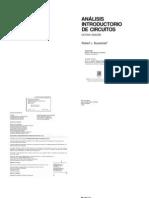 Analisis Introductorio de Circuitos - Boylestad - 8ed