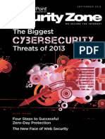 2013 Security Zone Magazine