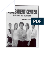 Assessment Center - Paso a Paso - Libro = Mariela Diaz Pinilla