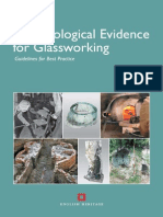 Archaeological Evidence for Glassworking