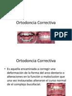 Ortodoncia Correctiva