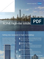 KONE High-rise Solutions