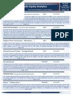 Stock Investment Tips Recommendation - Buy Stock SWARAJ ENGINES, Kolte-Patil Developers, Kalpatru Power Transmission, Godrej Consumer Product