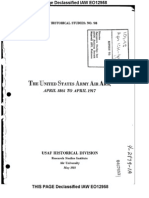 AAF Army Aviation History (1861-1917)