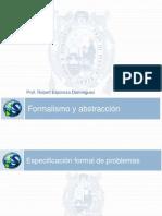 Cap 01.1 - Formalismo y abstracción