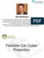 06. Connected Car Cyber Security _ Gil Litichever