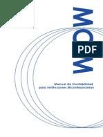 Manual de Contabilidad Para IMFs 2010