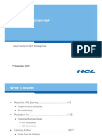 HCL Overview 071107