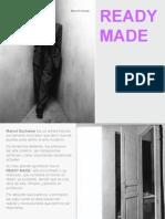 Readymade Marcel Duchamp