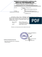 Surat Pengambilan Sertifikat Rayon 136