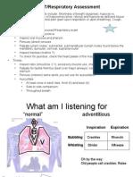 HA Class 3 Respiratory