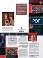 2012 National Oratorical Promo Brochure