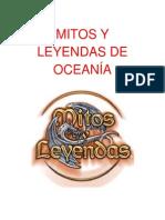 Mitos y leyendas de oceanía
