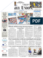 The Daily Union. February 04, 2014