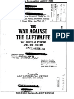 AAF German Luftwaffe History (1943-44)
