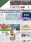 Periódico Norte edición impresa día 4 de febrero 2014