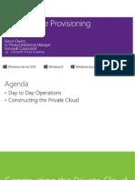 01 Infrastructure Provisioning FinalDraft MOD2