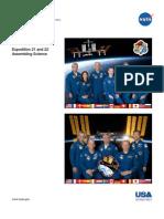 NASA ISS Expedition 21-22 Press Kit