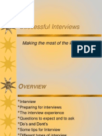 Interview Presentation1.Ppt
