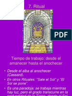 Grado 13 Caballero Del Arco Real 3era Parte
