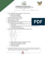 Examen de Competencias de Comunicaciones Analogicas