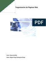 Diseno y Programacion de Paginas Web - Miguel Pedroza