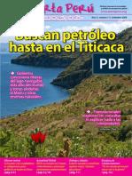 Alerta Perú 11 - Setiembre 2009