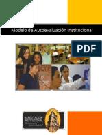 Modelo de Autoevaluacion Institucional