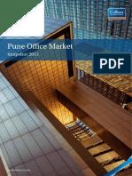 Pune Office Market Snapshot 2013 Report