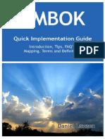 32353128 Daniel Lawson PMBOK Quick Implementation Guide FULL EDITION