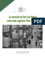Hub Logistico Plan Maestro