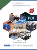 FMS PUNE - Prospectus 2014