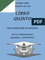 Codigo Civil - Libro V - Exposicion Motivos.pdf