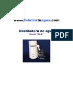 MANUAL ESPAÑOL (Modelo FTA-B7) (Pack Básico)