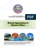 Bohol Agricultural Master Plan 2006