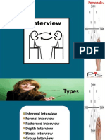 Few Tips for Job Interview
