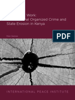 Termites at Work:Transnational Organized Crime and State Erosion in Kenya