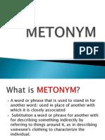 METONYM