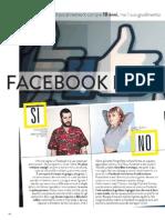 Grazia - Facebook è già vecchio
