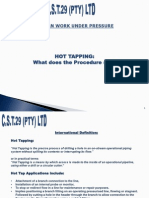 Presentation Hot Tapping