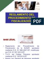 Procedimiento de Fiscalizacion Completo
