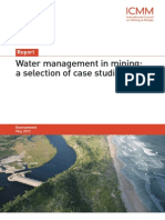 Water Case Studies