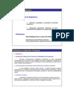 Programa Curso 2009-2010